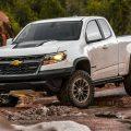 Chevrolet Colorado cập nhật phiên bản mới với mức giá ổn áp hơn