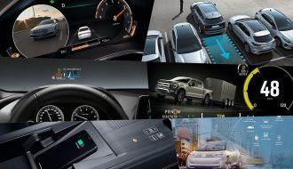 Cải tiến công nghệ ô tô đáng chú ý