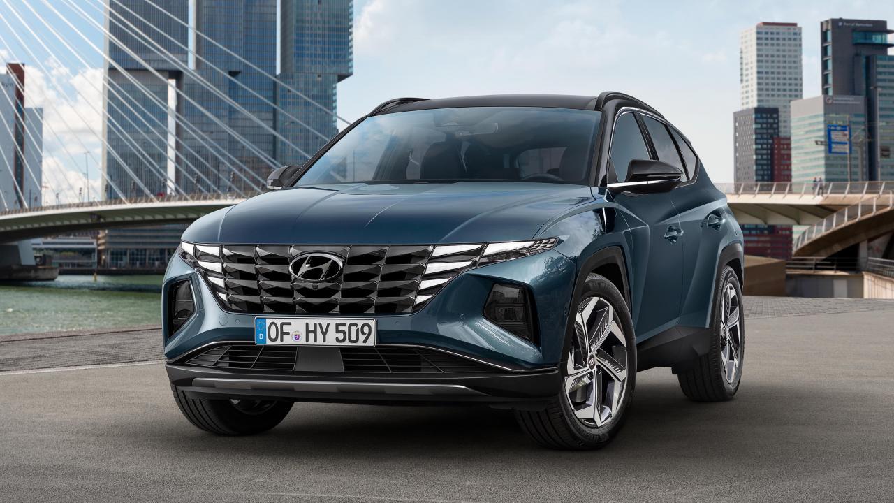 Dòng xe Hyundai Tucson có giá chưa đến 1 tỷ