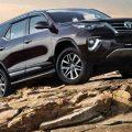 Xe Toyota Fortuner đời 2015 tồn tại nhiều nhược điểm