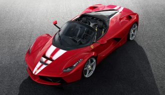 Xe ô tô Ferrari - chiếc xe được mệnh danh chỉ giành cho giới siêu giàu