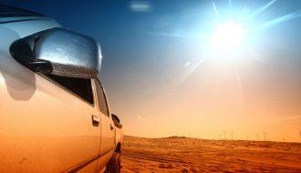 Lưu ý cần nhớ khi sử dụng ô tô vào mùa hè