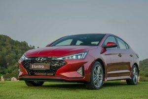 Hyundai Elantra Sport 1.6 T-GDI đứng đầu dòng Sedan/hatchbach