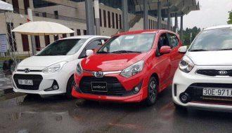 Ô tô giá 300 - 500 triệu đồng trong top xe ít ăn xăng nhất Việt Nam