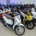 Giá thành của một số mẫu xe máy ở khu vực Đông Nam Á