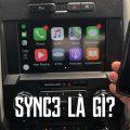 Sự ra đời của hệ thống SYNC góp phần phát triển nền công nghệ xe