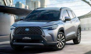 Corolla Cross đứng đầu doanh số trên thị trường oto tháng 2