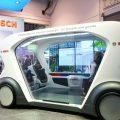 Top 5 hãng xe có công nghệ phát triển vượt bậc tại triển lãm CES 2020