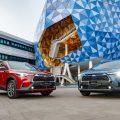 Xe Mitsubishi Outlander và Toyota Corolla Cross nên lựa chọn loại nào?