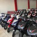 Thị trường xe máy tụt dốc do dịch bệnh Covid - 19